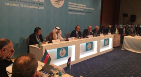 Turkey: OIC Must Push East Jerusalem as Palestine Capital