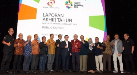 Indonesia Ready to Hold Asian Games 2018