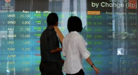 Jakarta Index Opens Higher, Rupiah Stronger on Thursday