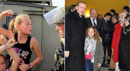 OHCHR Concerned over Long Detention of Ahed Tamimi
