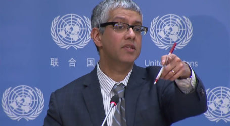 UN Voices Concern at Ongoing Violence in Syria