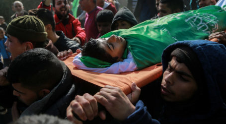 Three Palestinian children killed in 2018