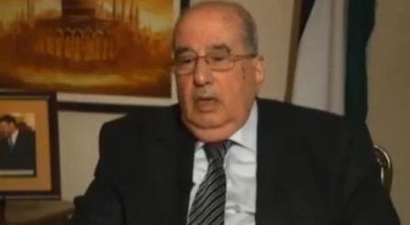 PLO Suspends Recognition of Israel