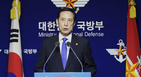 South Korean Defense Chief Ends Indonesia Visit