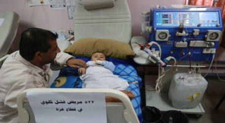 Human Rights Center Warns of Collapse of Gaza Health System
