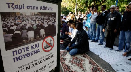 Greek Neo-Nazi Group Threatens Muslim Association