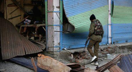 Four Indian Policemen Killed in Kashmir Bomb Blast