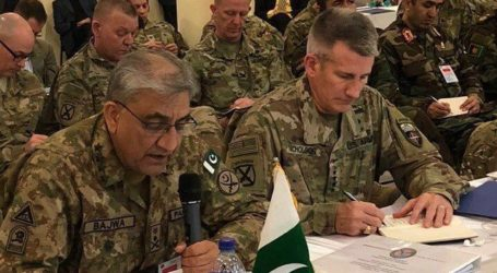 Chiefs of Defense Conference Held in Afghanistan