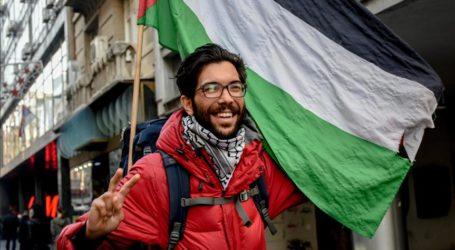 Swedish Activist Granted Palestinian Citizenship