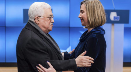 EU FMs to Discuss Mideast Peace Process with Arab Ministers