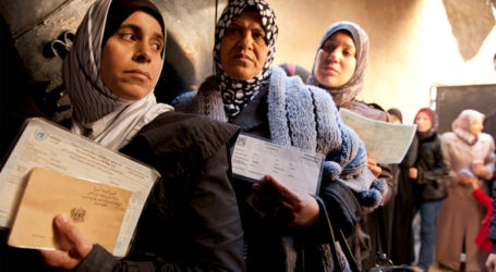 EU Contributes EUR 3 Million for Palestine Refugees in Syria