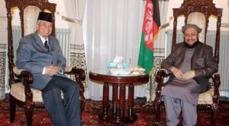Indonesia Committed to Play Effective Role in Afghan Peace Process: Envoy