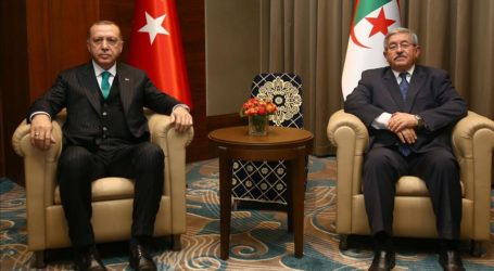 Turkey, Algeria Sign Several Agreements