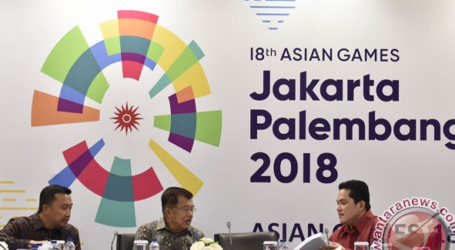 Asian Games 2018 Organizing Committee Promises Smooth Transportation for Athletes