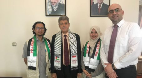Palestinian Ambassador Supports the Expansion of Indonesian Hospital in Gaza