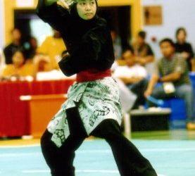 Soda Kyoko, Japanese Muslim Who Loves Indonesian Martial Arts