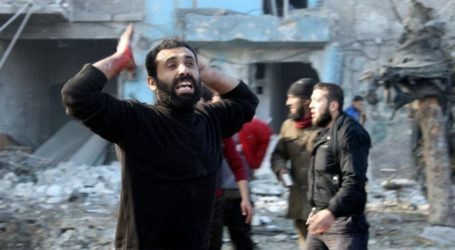 21 Palestinian Refugees Killed in War-Torn Syria in February