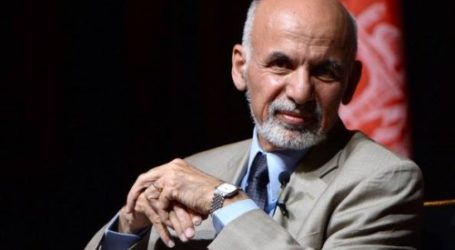 Afghan President Offers Taliban Recognition for Peace Talks