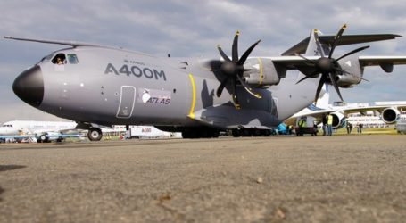 Indonesian Ministry Plans to Acquire Two Airbus A400M Airlifters