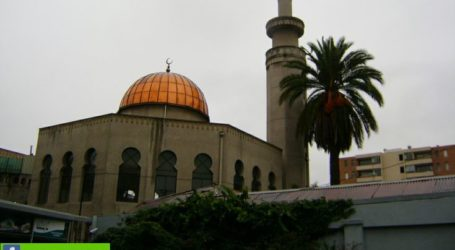 Turkish Agency Renovates Mosque in Chile's Capital