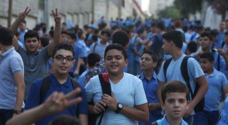 Gaza Schools Stage Strike Over Unpaid Salaries