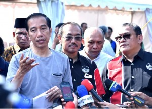 Jokowi: Pesantren is the Main Supporter in National Character Building