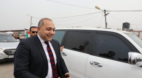 Egyptian Security Delegation Returns to Gaza