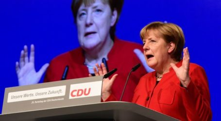 German Chancellor Merkel: 'Islam Belongs to Germany'