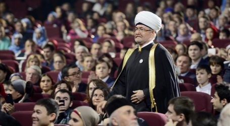 Muslim Community in Russia '25 Million' Strong