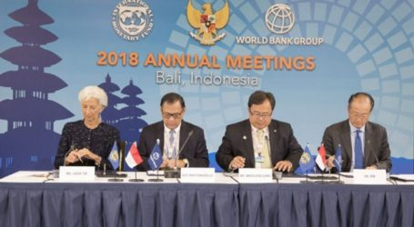 5 Thousand Investors to Attend IMF-WB Annual Meeting in Bali
