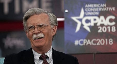 Arab Americans Oppose Appointment of John Bolton as US National Security Advisor