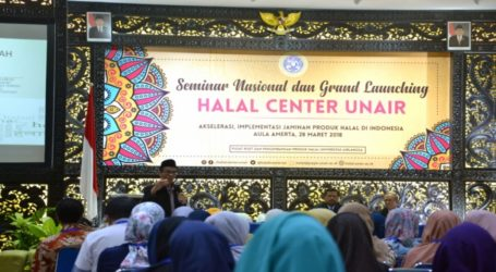 In 2019, Indonesia to Build Halal Center