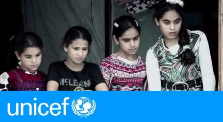 Japan Donates $4.5 Million to Support UNICEF Interventions in Palestine