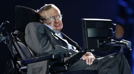 Stephen Hawking, Scientist Who Stood Up for Palestine