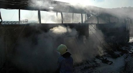 20 Migrant Workers Killed in Thailand Bus Fire