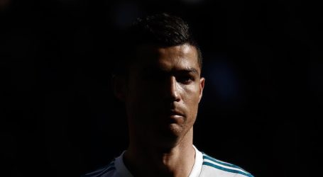 Cristiano Ronaldo Voices Support for Syrian Children