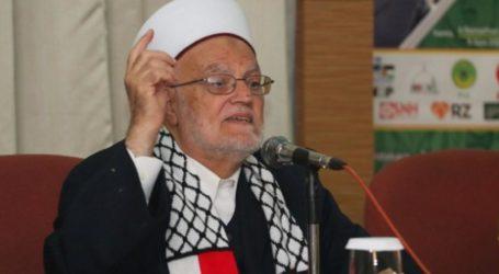 Jerusalem Grand Mufti Issues Fatwa Zakat to Help Corona Outbreak Victims