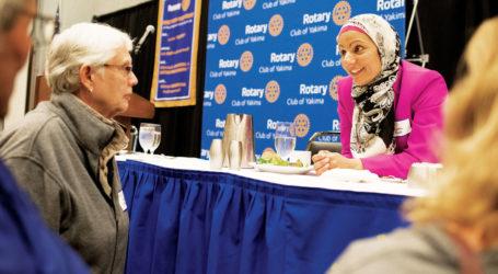 Muslim Advocate Encourages Building Bridges Through Understanding
