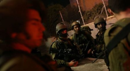 Youth With Disability Among Several Palestinians Kidnapped by IOF