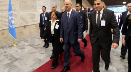 Rome Conference on Palestinian Refugee Kicks Off