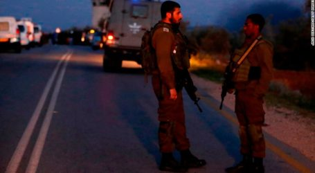 Occupation Forces Detain Six Palestinians in the West Bank