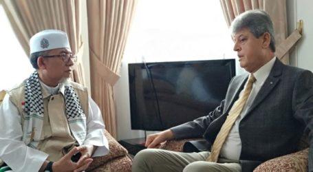 Palestinian Ambassador Invites Lampung Muslim Residents to Visit Al-Aqsa