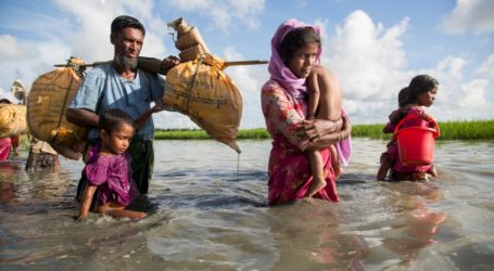 """UN: 600.000 Rohingya Still in Myanmar at """"Serious Risk of Genocide"""""""