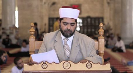 Sheikh Kiswani Warns of Judaization Projects Around Aqsa Mosque