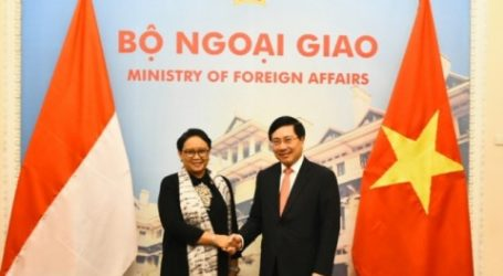Strong Growth in Vietnam-Indonesia Ties
