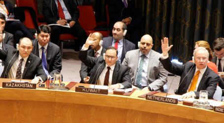 Divisions at UNSC Block Three Drafts on Syria's Douma