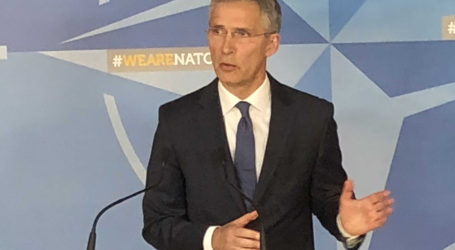 Soltenberg: Military Strikes Degraded Syriaآ's CW Attack Capabilities