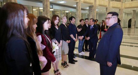 South Korean Stars Perform Rare Concerts in Pyongyang