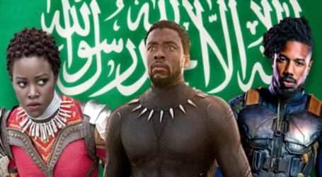 Saudi Arabia's First Movie Theater Since the 1980s Opens With Black Panther and Popcorn
