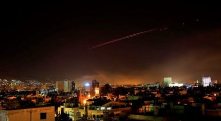 US and Allies Strike Syria 'Chemical Weapons Sites'